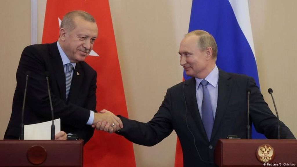 Turki dan Rusia Sepakati Penarikan Mundur Milisi Kurdi YPG