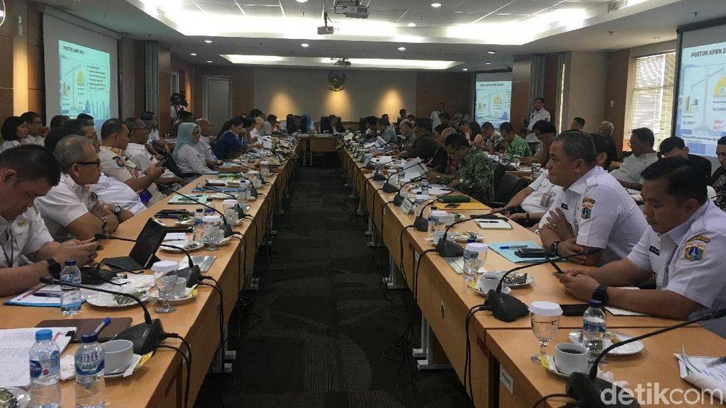 Rapat Banggar, PSI Minta KUA-PPAS 2020 Diunggah ke Situs APBD DKI