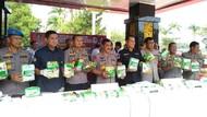 Operasi Antik Toba, Polda Sumut Tangkap 752 Orang dan Sita 57 Kg Sabu