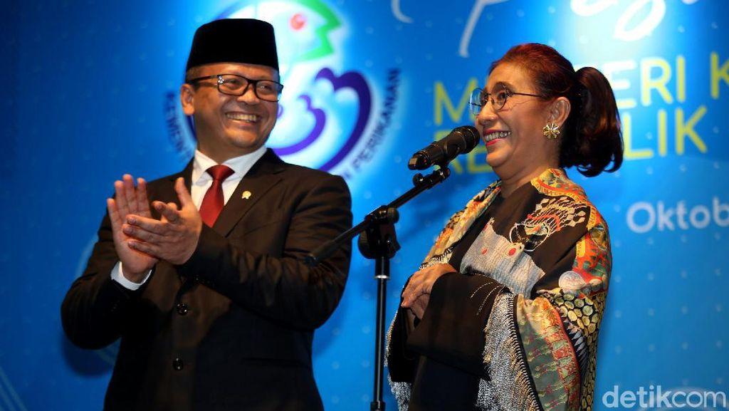 Edhy Prabowo Mau Rombak Kebijakan Warisan Susi, Ini Daftarnya