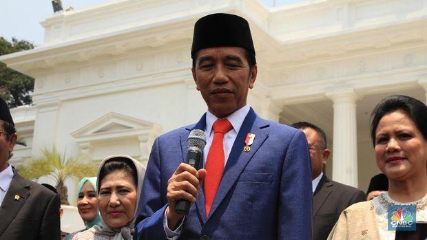 Janji 7% Jokowi Basi, Ekonomi RI Tak Meroket Malah Keok!