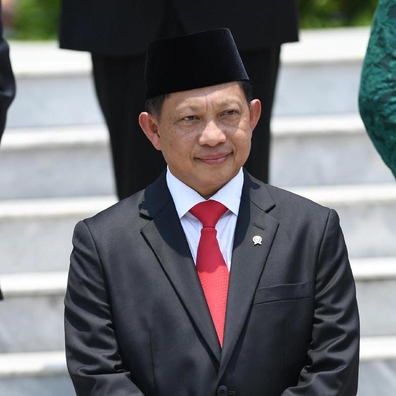 Mendagri Tito Tambah Panjang Daftar Polisi Jadi Petinggi Negeri