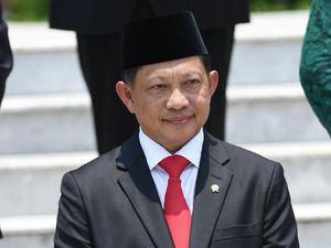 Momen Haru Tito Tengah Malam Pensiun dari Polri