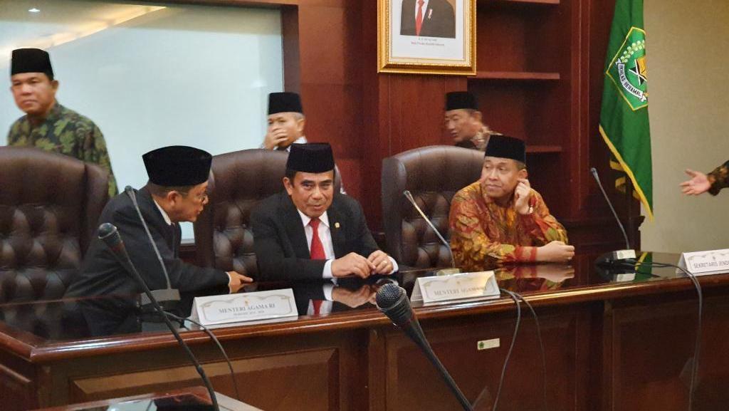 Fachrul Razi: Saya Bukan Menteri Agama Islam