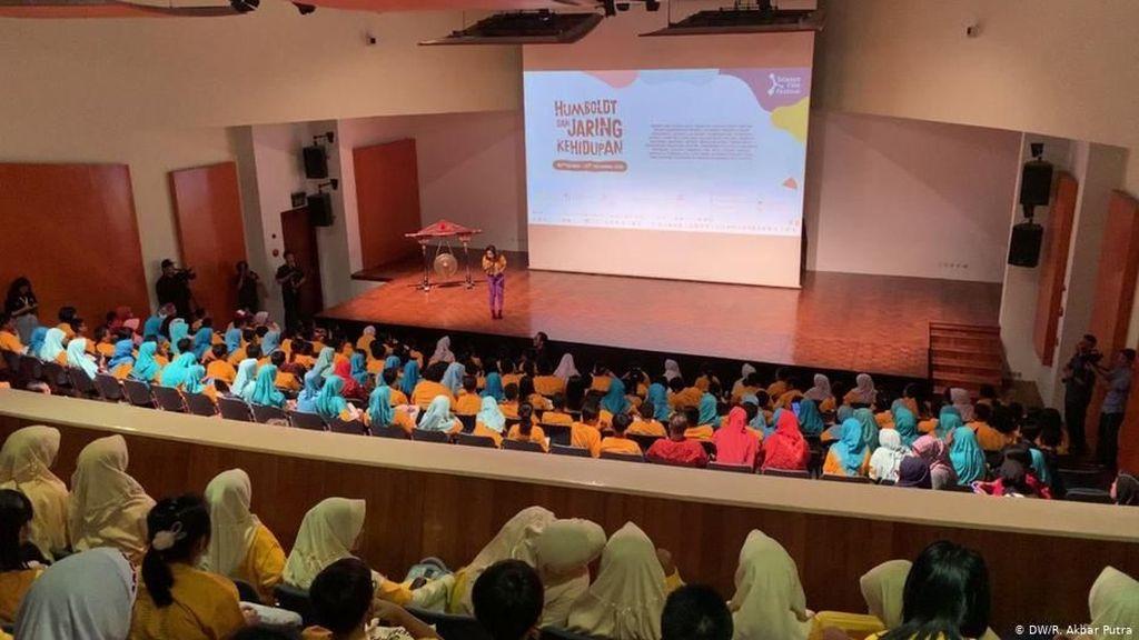 Science Film Festival Siap Kunjungi 51 Kota di Indonesia