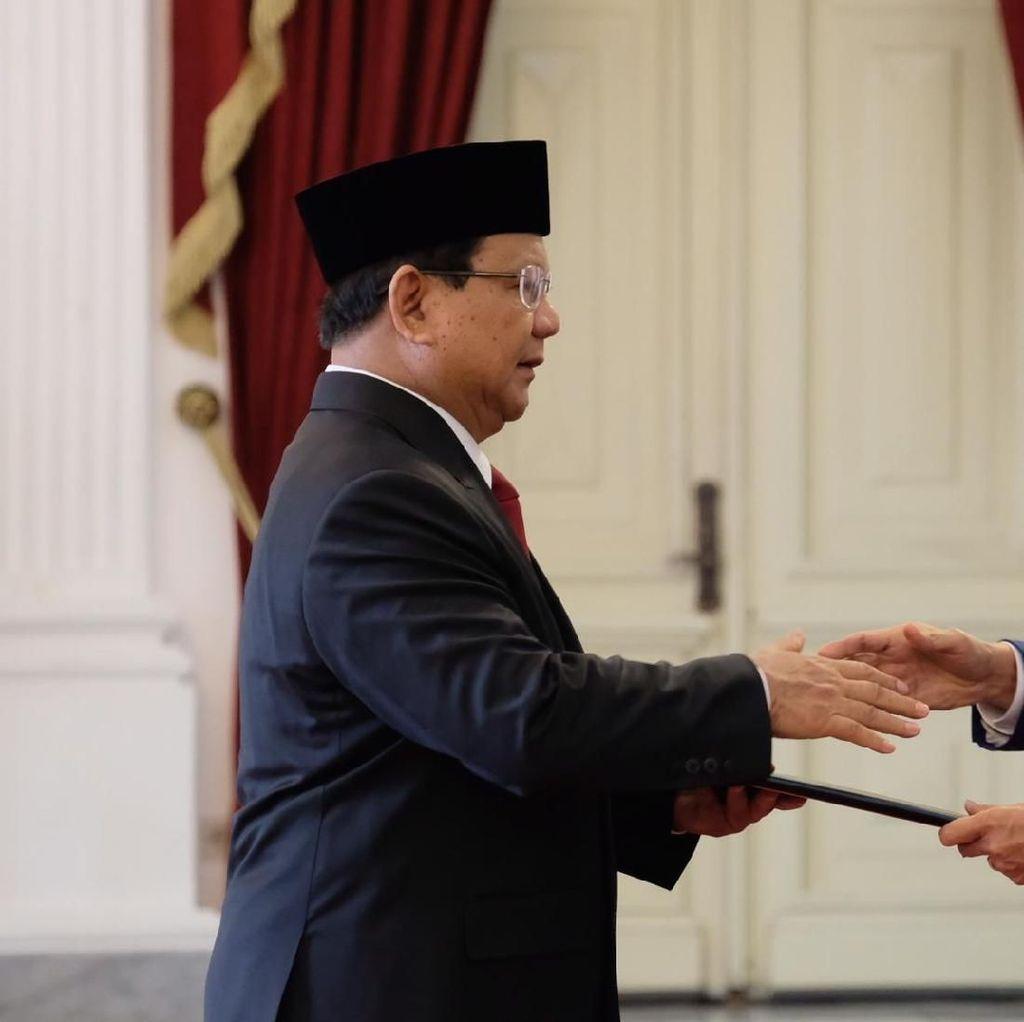 PAN Harap Prabowo Bisa Perkuat Pertahanan Seperti Ide Saat Pilpres