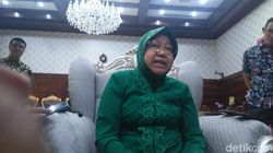 Ini Kata Risma soal Calon Wali Kota Surabaya dari PDIP