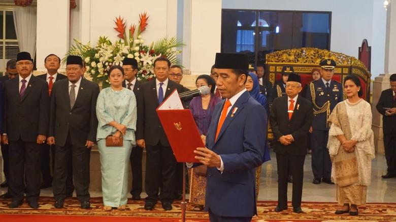 Jokowi: Dikti di Bawah Kemendikbud