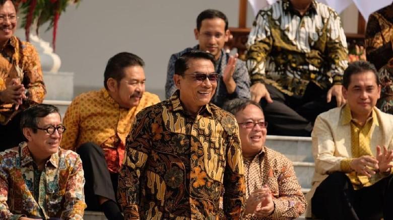 Banyak Jenderal di Kabinet Jokowi, Moeldoko: Mereka Sudah Pensiun