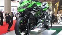 Kawasaki Ninja 250 4 Silinder Meluncur di Jakarta 4 April?