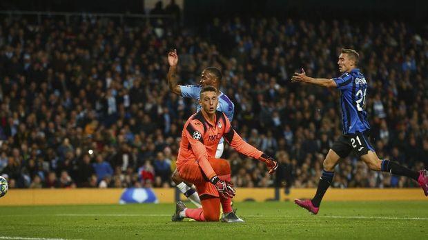 Atalanta Remuk di Liga Champions