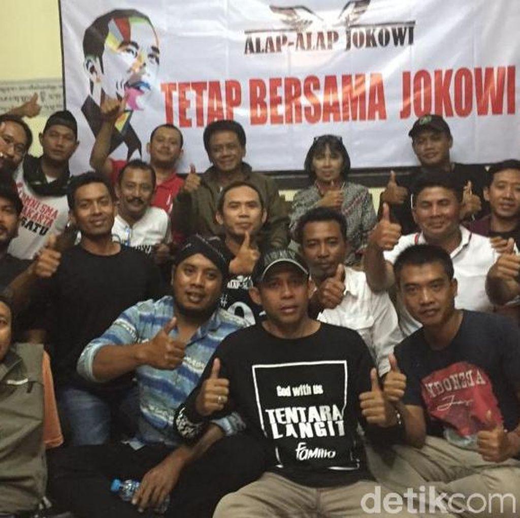 Jokowi Jadi Presiden, Relawan Balik Kandang