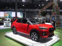 Daihatsu Rocky Tidak Pakai Mesin LCGC