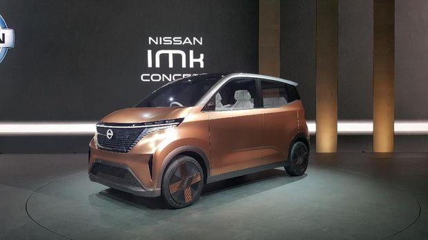 2 mobil masa depan Nissan