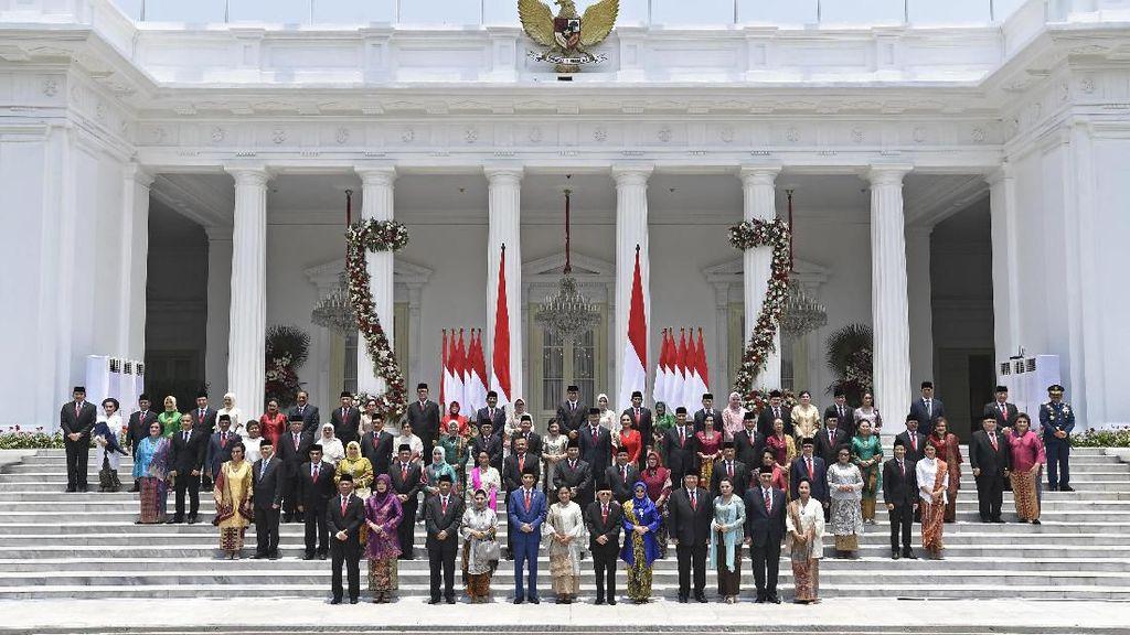 Jokowi Otak-atik Nomenklatur Kementerian, Ahli Pertanyakan Pertimbangan DPR