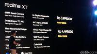 Realme XT Kamera 64 MP Hadir di Indonesia, Ini Harganya
