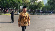 Muhadjir Effendy ke Istana Jelang Pelantikan Menteri Jokowi