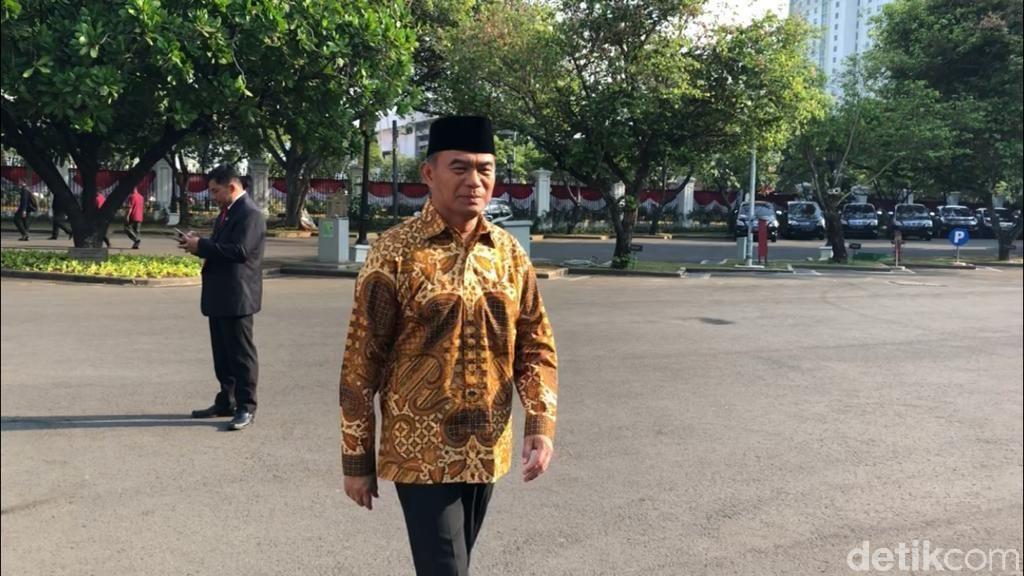 Muhadjir Effendy ke Istana Jelang Pelantikan Menteri, Calon Menko PMK