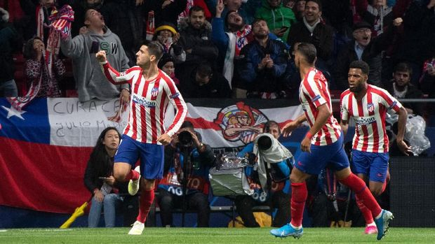 Alavaro Morata bisa jadi petaka bagi Liverpool.