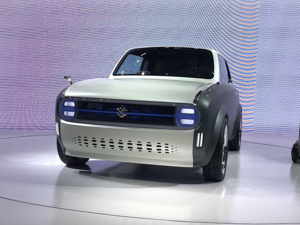 Mobil konsep Suzuki