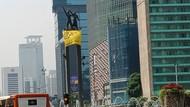 Anies soal Spanduk Greenpeace di Bundaran HI: Itu untuk Seluruh Dunia