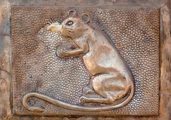 Sejak saat itu, tikus disucikan di kuil ini. Traveler harap berhati-hati, jangan sampai mengeinjak satu ekor pun tikus di sini. Jika satu ekor tikus mati terinjak, Anda diwajibkan menggantinya dengan emas murni seberat tikus yang mati (iStock)