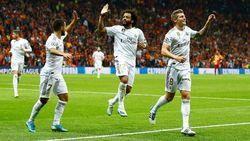 Galatasaray Vs Madrid: Gol Tunggal Kroos Menangkan Los Blancos
