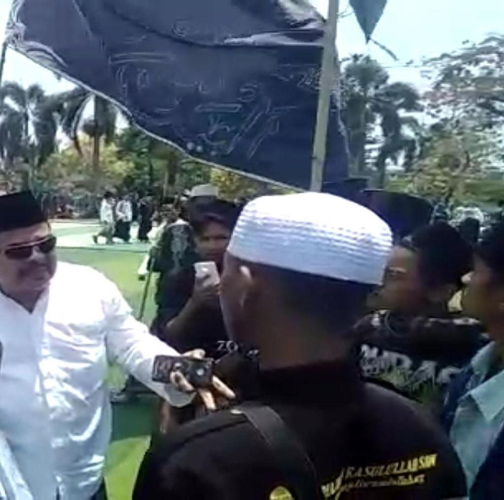 Viral Video Larangan Bendera Tauhid di HSN Cianjur, Ini Penjelasan Panitia