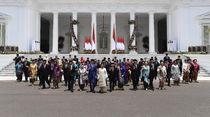 KSP Jawab Kabar Reshuffle Kabinet Indonesia Maju Jokowi