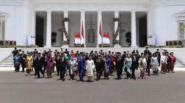 Jokowi: Di Indonesia Tak Ada Oposisi, Demokrasi Kita Gotong Royong