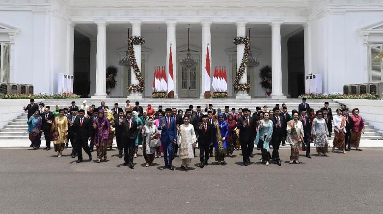 Tak Masuk Kabinet, PKS-PD-PAN Oposisi Asli atau Palsu?