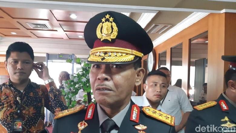 Kiprah Calon Kapolri Idham Azis, Moncer Bersama Tito Karnavian