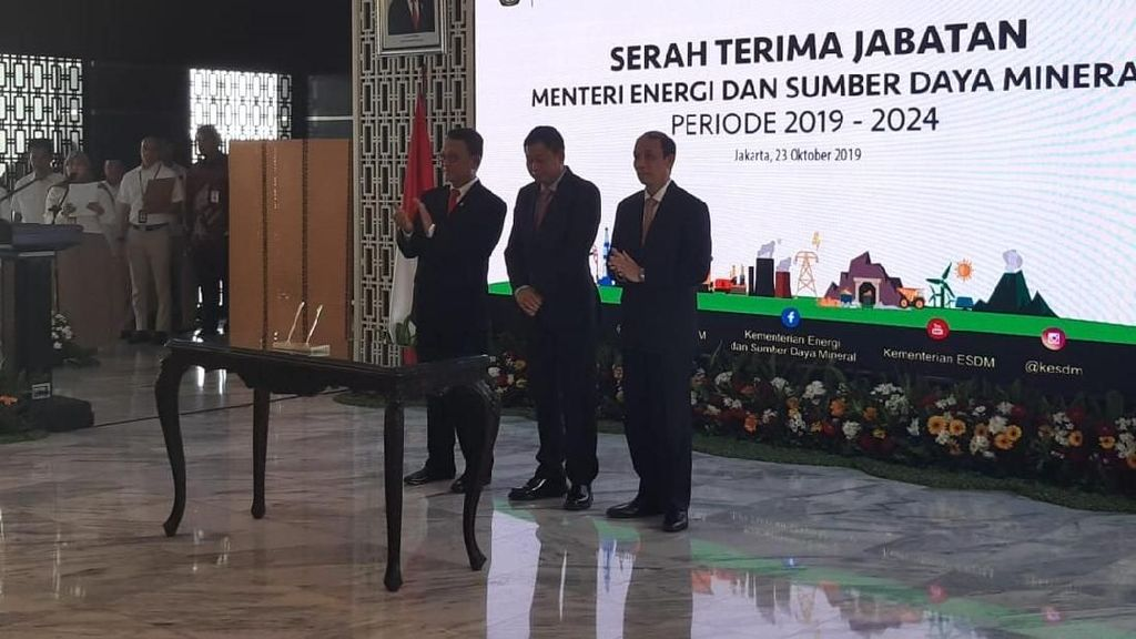 Cerita Arifin Tasrif Jadi Menteri ESDM: Hanya Diberi Kabar Harus ke Jakarta