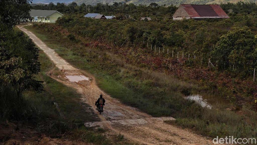 Senangnya Warga Perbatasan Krayan, Sebentar Lagi Punya Akses Jalan