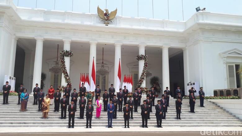 Kabinet Indonesia Maju Langsung Gas, Kalau Gagal Reshuffle Saja