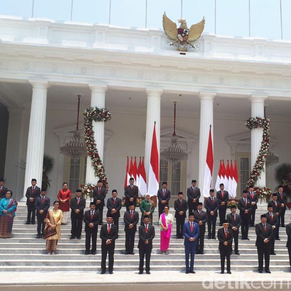 Pesan KPK ke Para Menteri Jokowi: Segera Lapor Harta Kekayaan