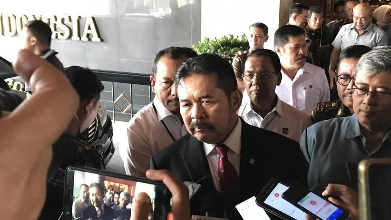 Siap Langsung Kerja, Jaksa Agung Burhanuddin Akan Petakan Perkara