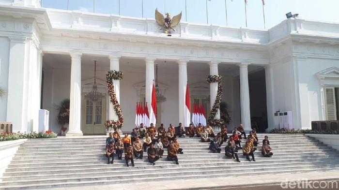 Pengenalan Menteri Jokowi (Andhika/detikcom)