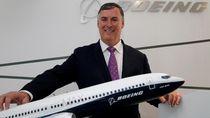 Mengejutkan! Pejabat Eksekutif Boeing Dipecat di Tengah Krisis 737 MAX