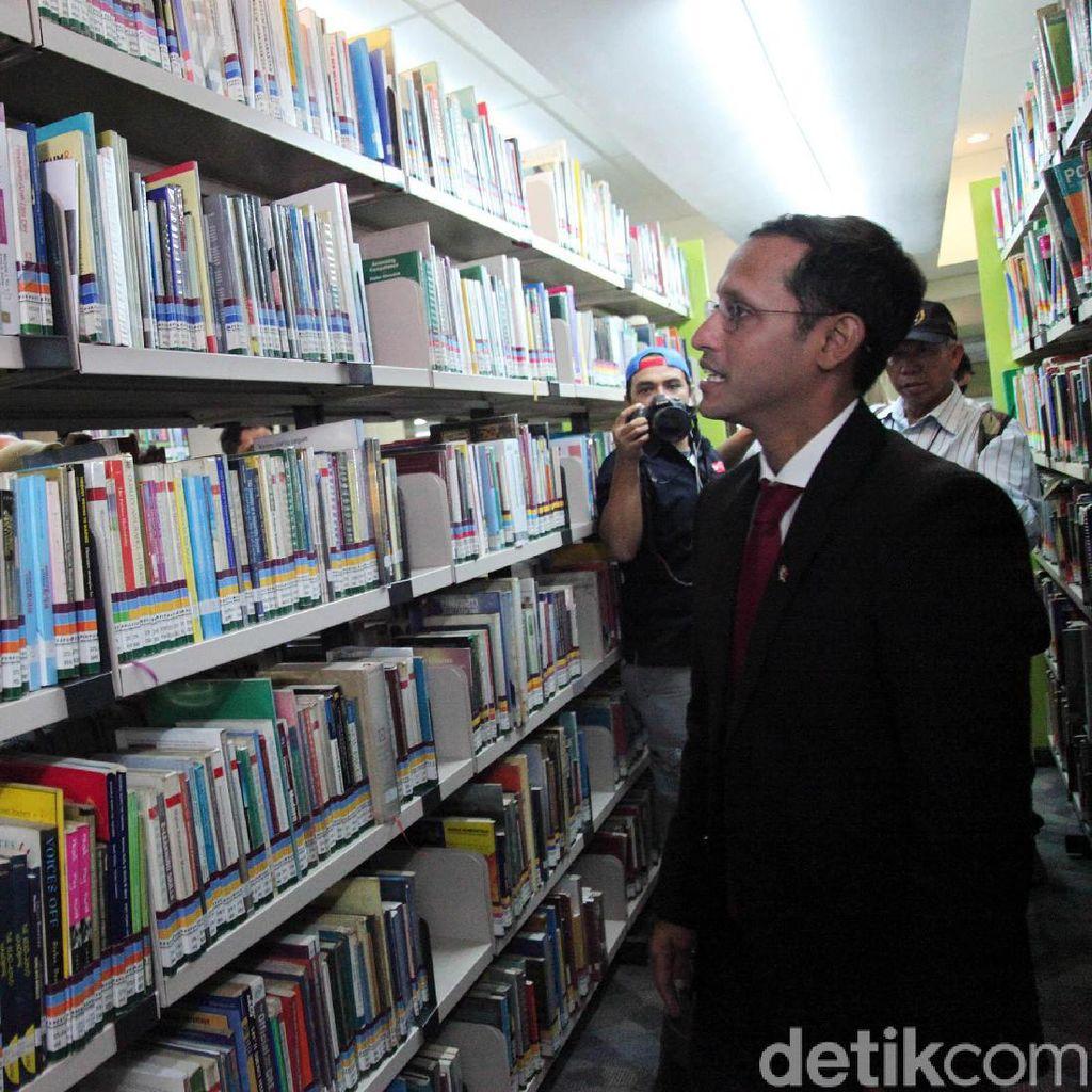 Media Asing Soroti Nadiem Makarim Jadi Mendikbud