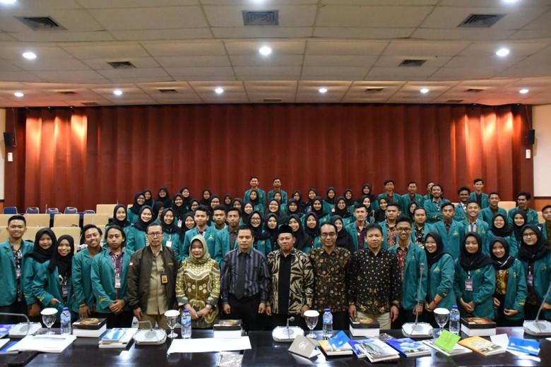 Ratusan Mahasiswa IAIN Purwokerto Belajar Soal Fungsi & Tugas MPR