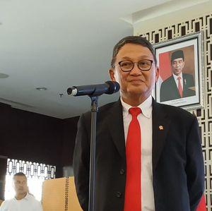 Jadi Menteri ESDM, Arifin Soroti Neraca Dagang Tekor