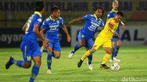 Uji Coba Persib Vs Bhayangkara FC Batal Digelar