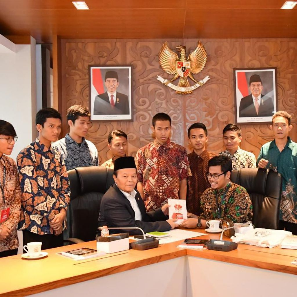 HNW Minta Para Pemuda Contoh Kepemimpinan dalam Alquran
