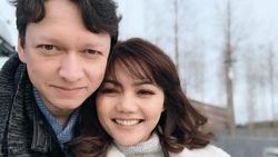Waduh! Usai Nikah di Belanda, Rina Nose Kehilangan Passport