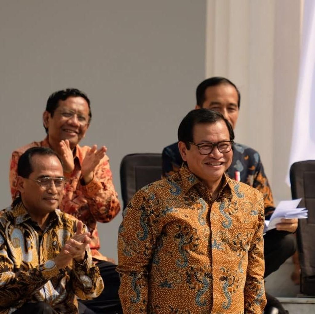 Seskab Pramono Anung, Mantan Sekjen PDIP yang Dikenal Pelobi Ulung