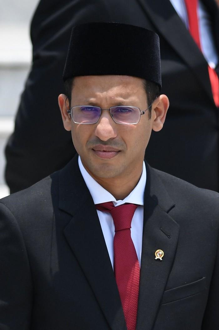 Mendikbud Nadiem Makarim (Foto: dok. Antara Foto)
