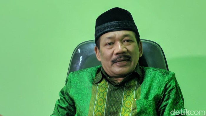 Sekretaris Dewan Pertimbangan MUI Noor Ahmad