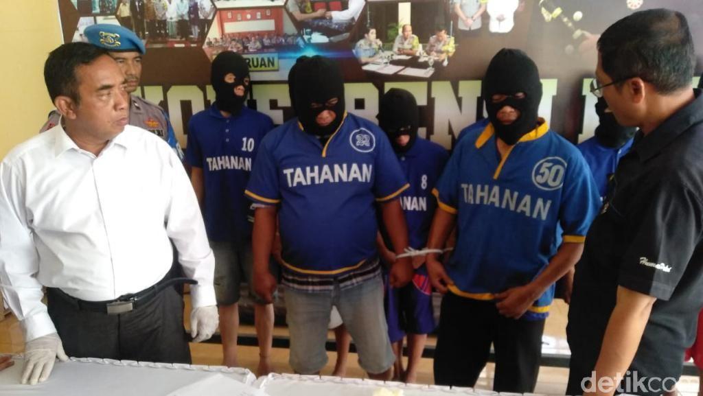 Dua Wartawan di Pasuruan Ditangkap Karena Edarkan Sabu