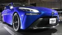 Generasi Terbaru Mobil Hidrogen Toyota Meluncur Akhir Tahun Ini